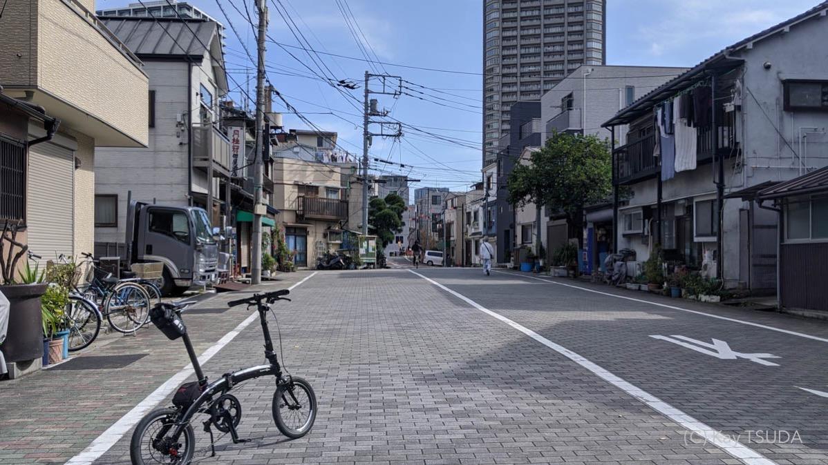 Sumida river cycling 5