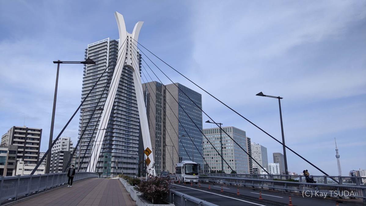 Sumida river cycling 7