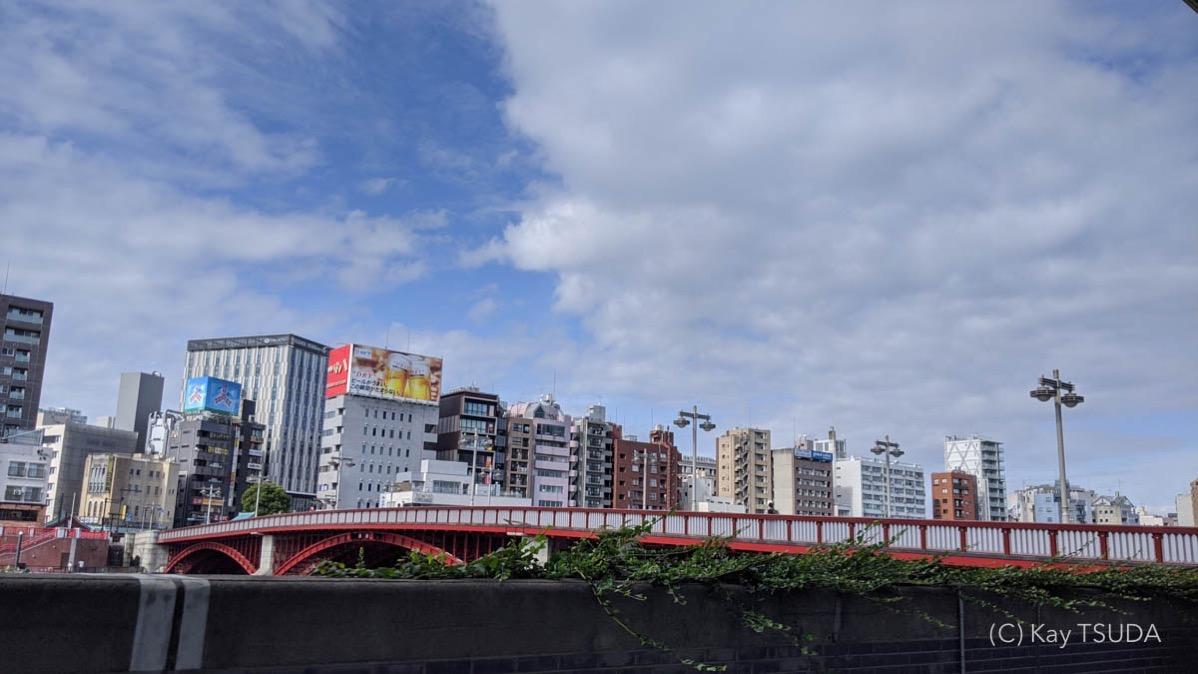 Sumida river cycling 8