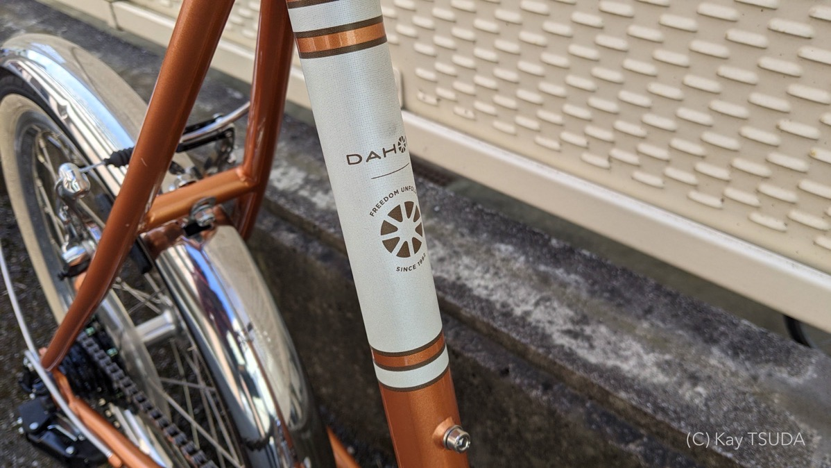 Dahon calm tested 4