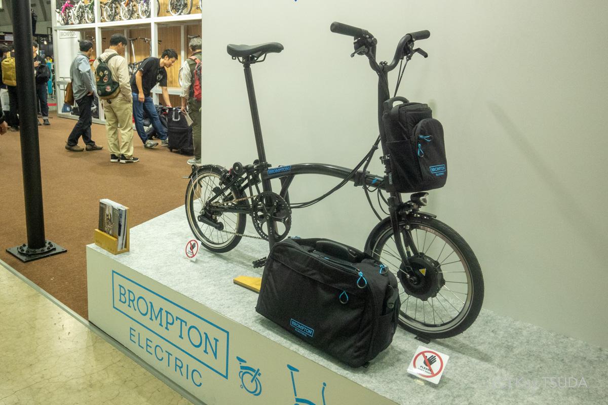 Brompton electric unveiled 1