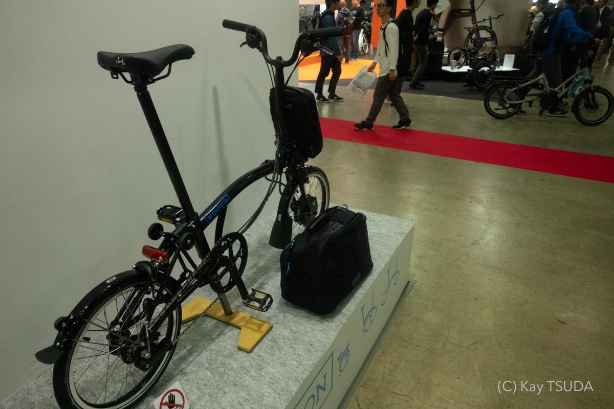 Brompton electric unveiled 2