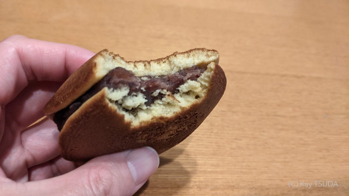 Which dorayaki is most delicious for cyclists 3