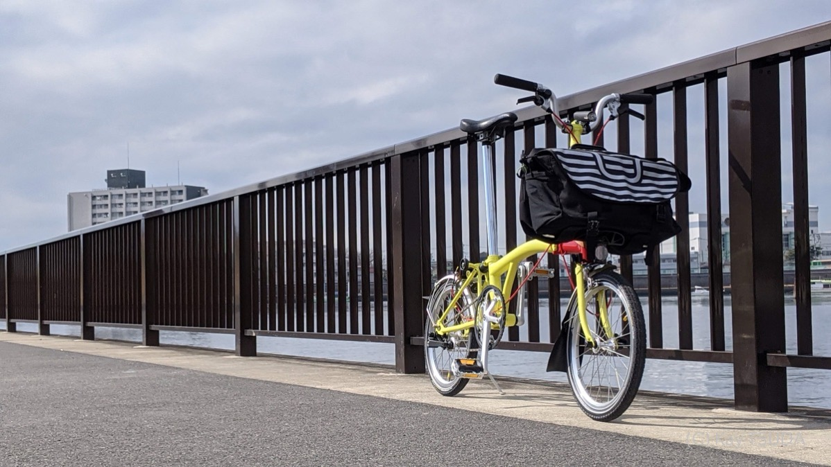 Brompton m1l reviewed 6
