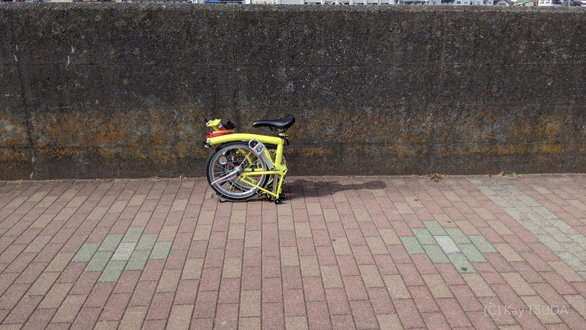Carrying your bike 2