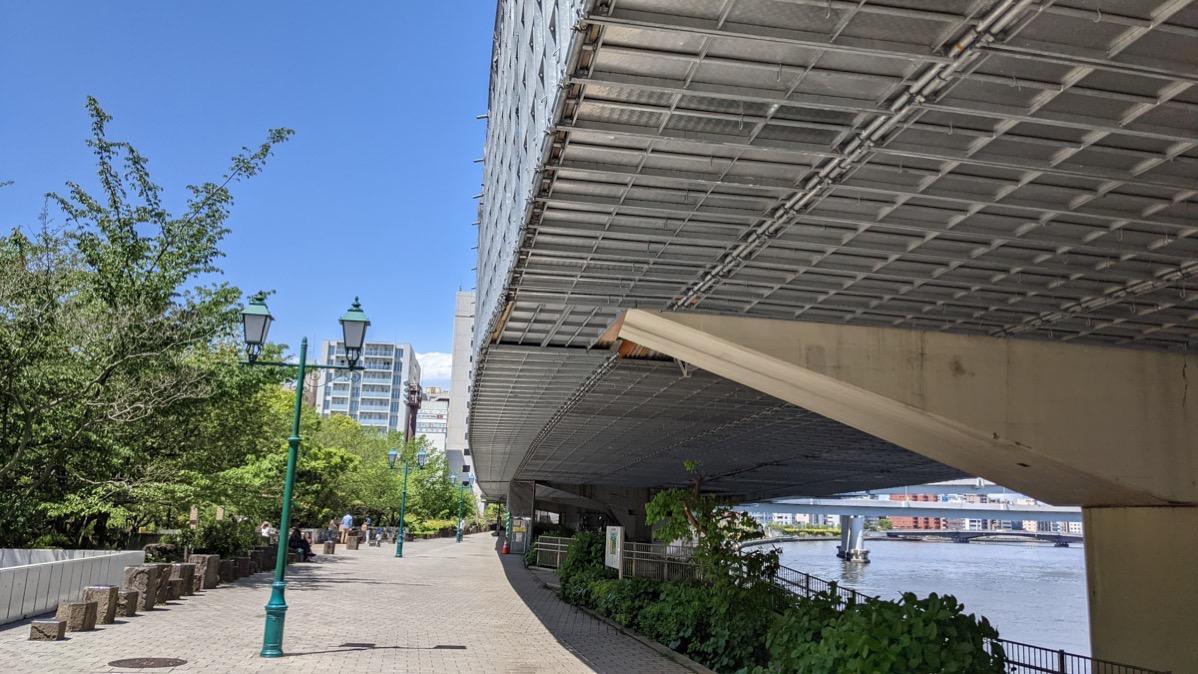 Sumida river bridges 10