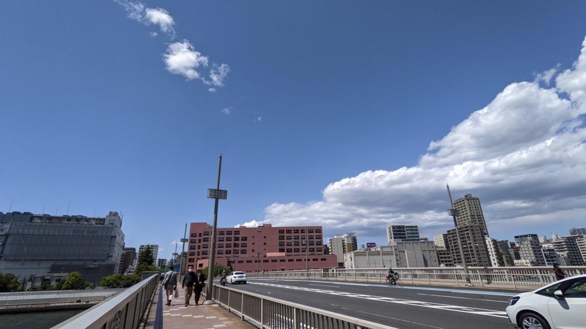 Sumida river bridges 13