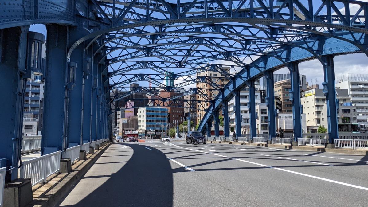 Sumida river bridges 15