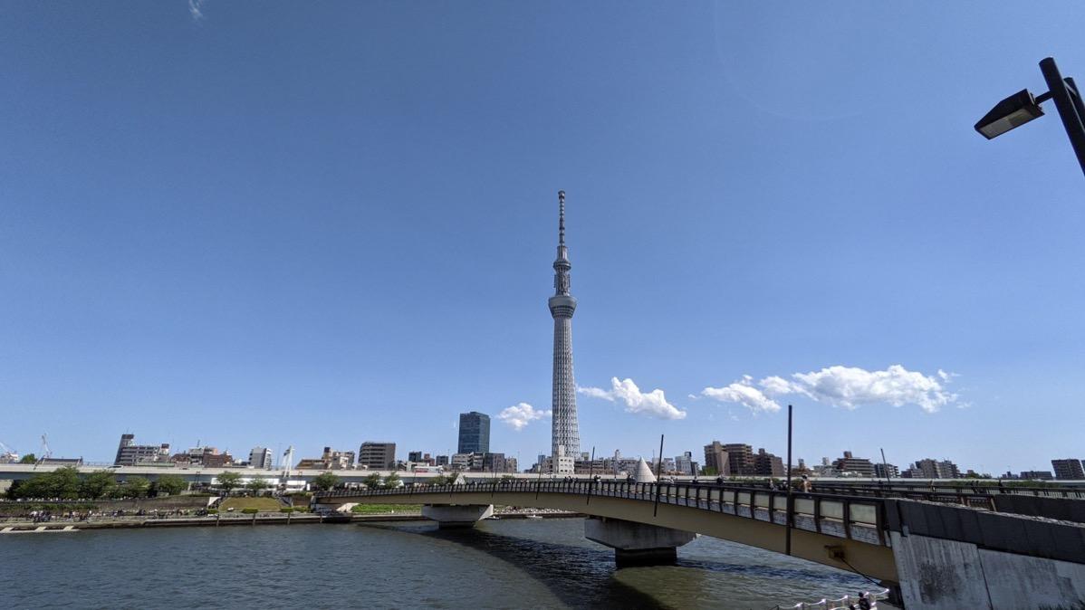 Sumida river bridges 21
