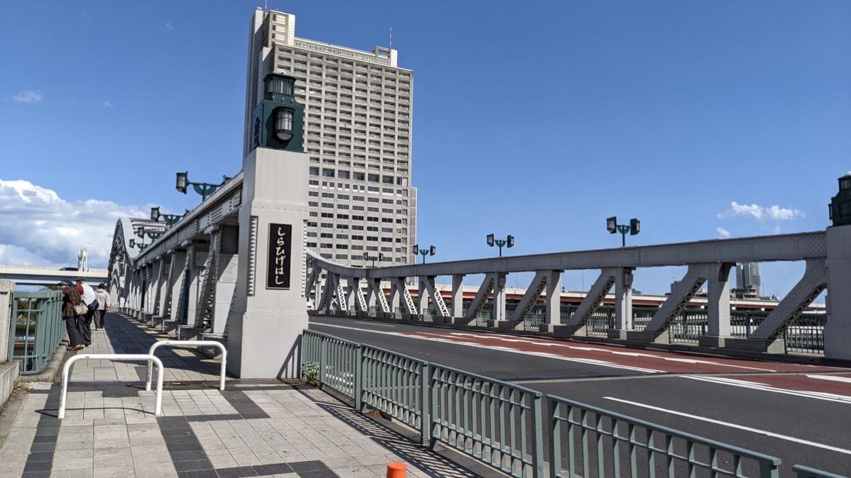 Sumida river bridges 22