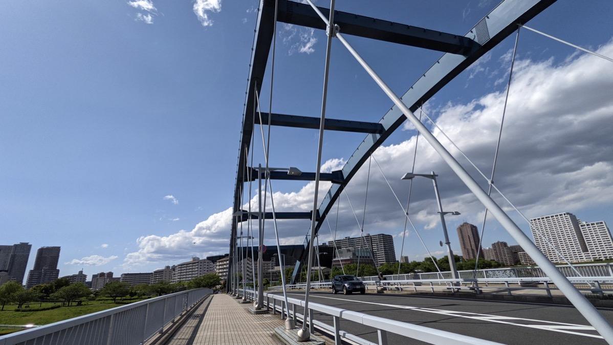 Sumida river bridges 23