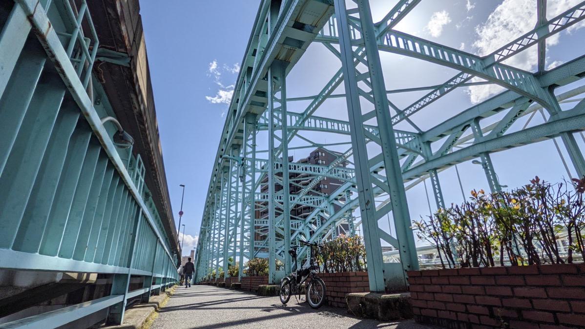 Sumida river bridges 25