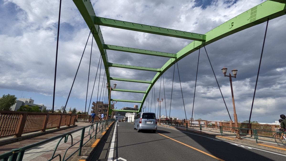 Sumida river bridges 30