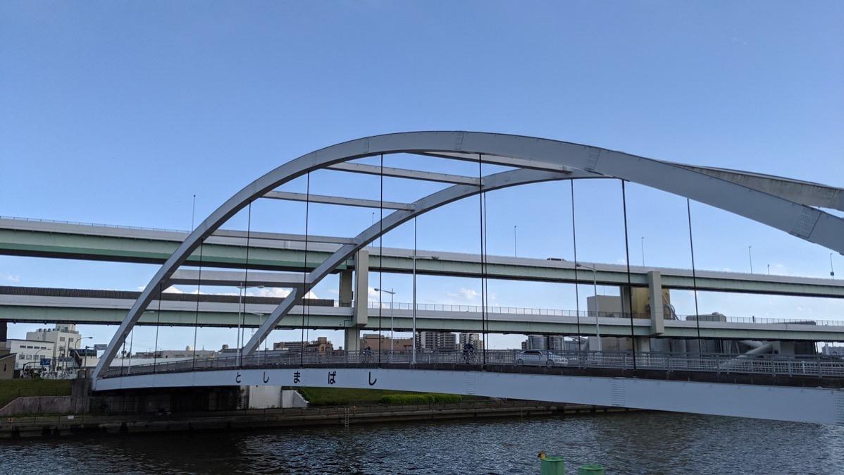 Sumida river bridges 33
