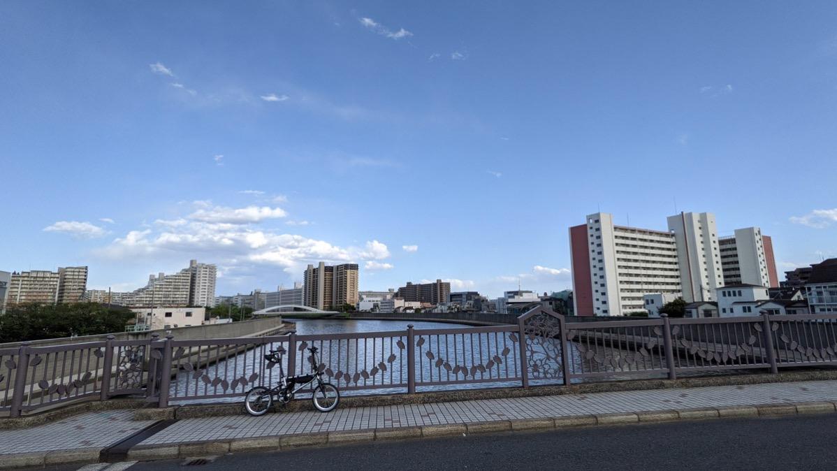 Sumida river bridges 36