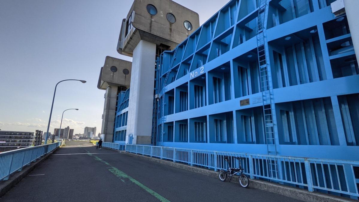 Sumida river bridges 39