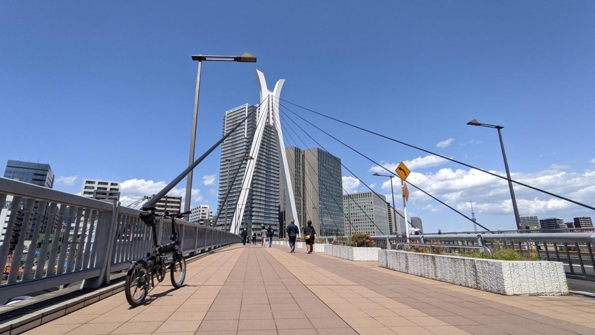 Sumida river bridges 4