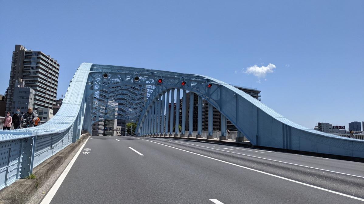 Sumida river bridges 5