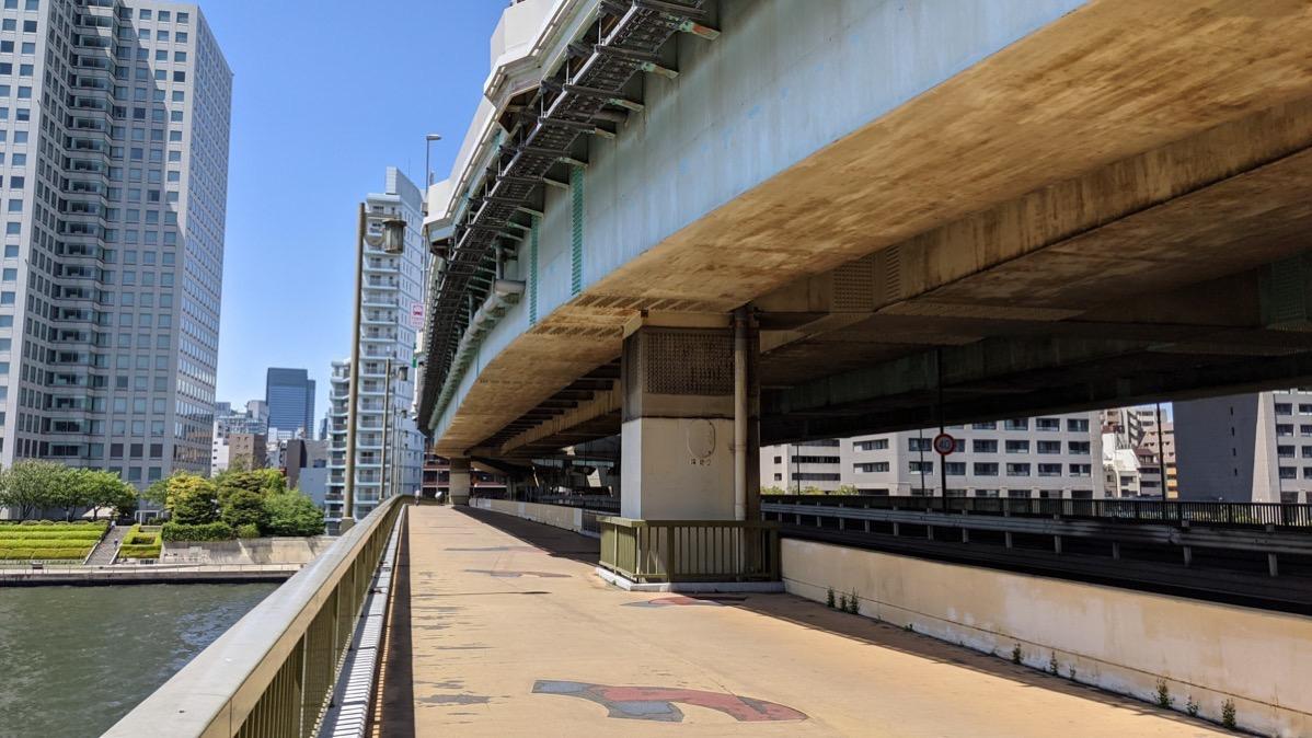 Sumida river bridges 6