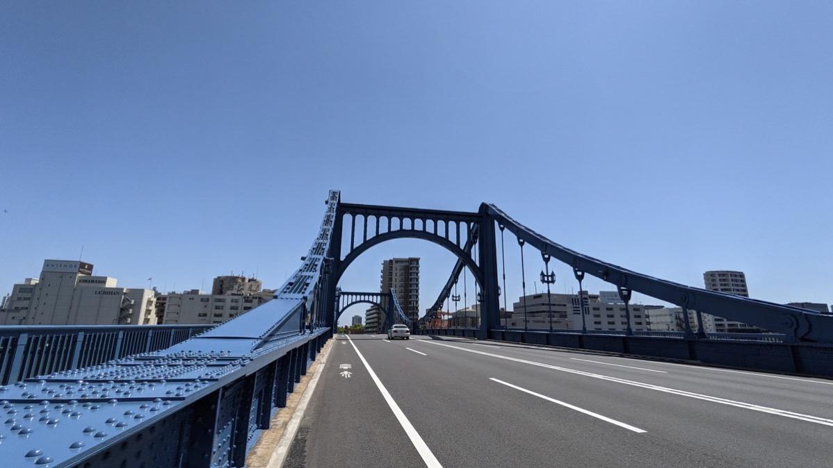 Sumida river bridges 8
