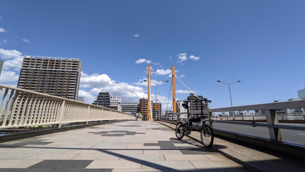 Sumida river bridges 9