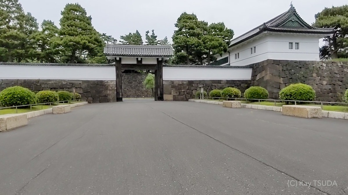 A trip around the imperial palace in 2021 10