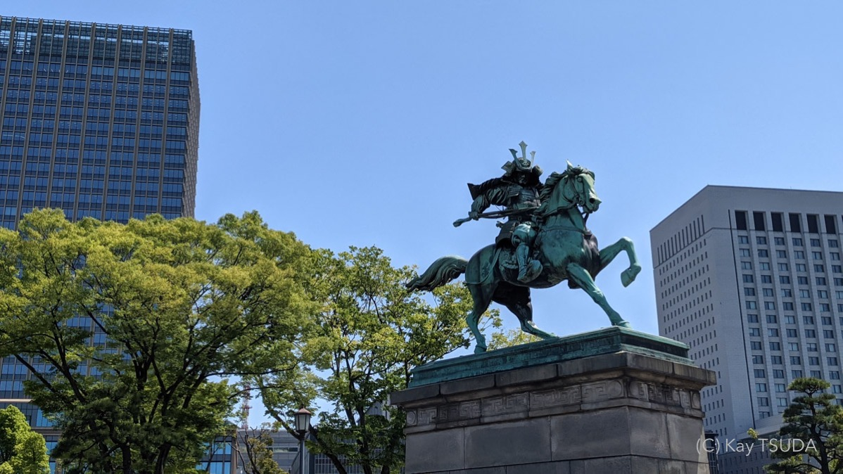 A trip around the imperial palace in 2021 12