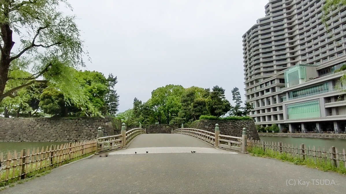 A trip around the imperial palace in 2021 20