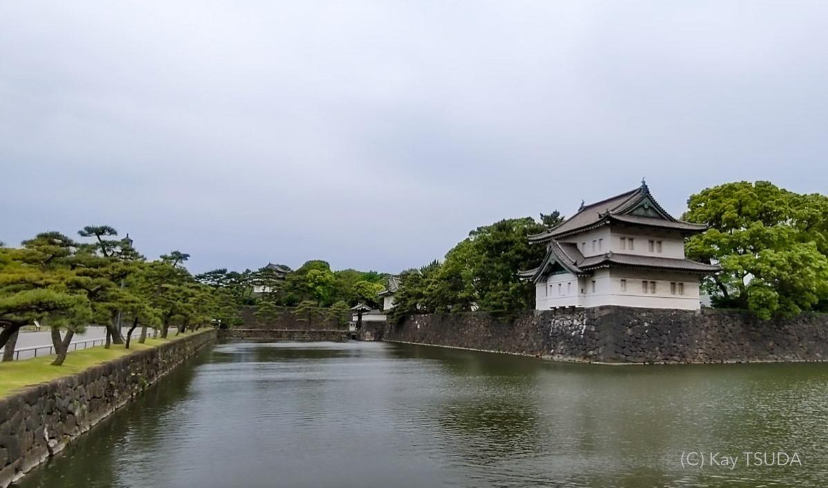 A trip around the imperial palace in 2021 5