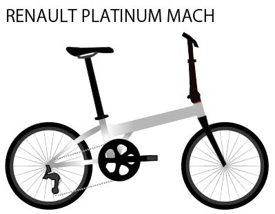 Comparison renault platinum mach8 or 9