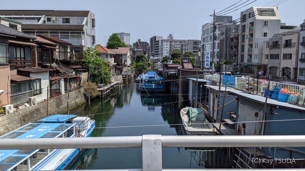 Tokaido from nihombashi to shinagawa 7