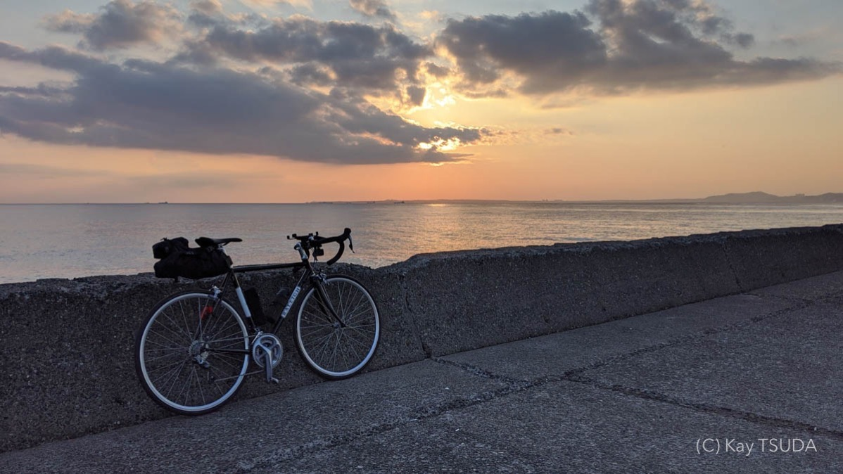 The best route for the tokyo bay round trip 10